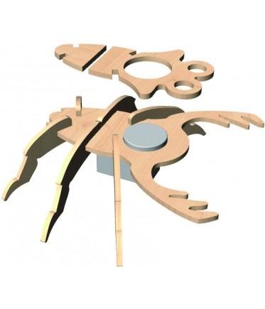 wood model kits