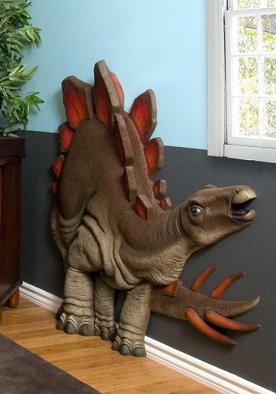 Beetling 3d Wall Designs Dinosaur Series Spectrum