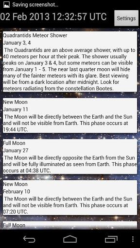 astronomycalanderdata